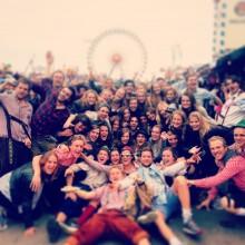 Groepsreis naar Oktoberfest in München groep 2014