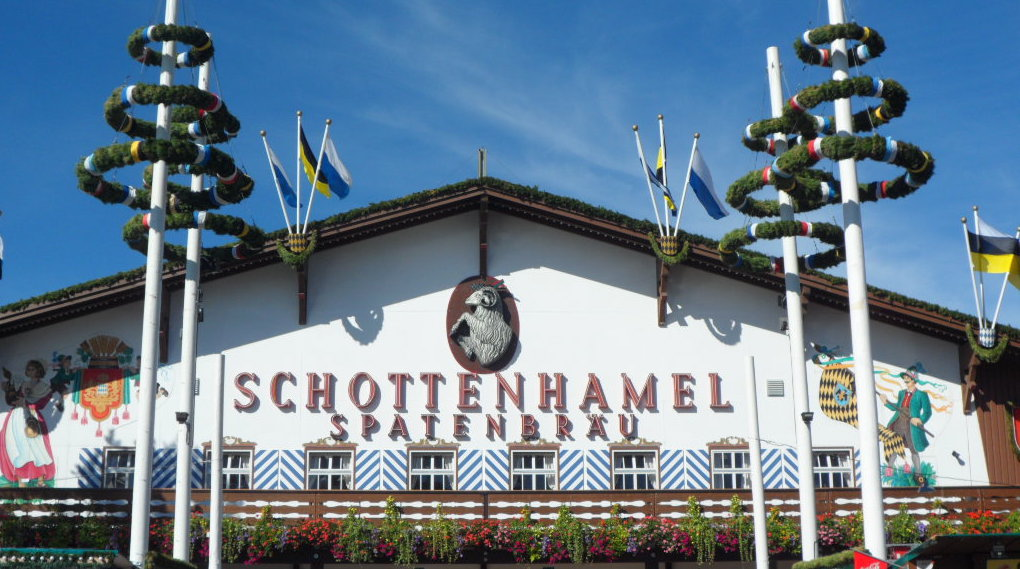 Biertent Oktoberfest Schottenhamel Festzelt