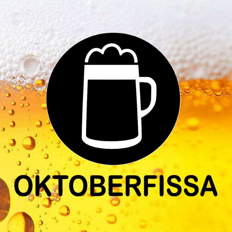 Oktoberfest reizen jongeren & studenten München - Logo Oktoberfissa
