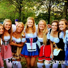 Oktoberfest reis 2015 hot chicks