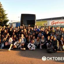 Oktoberfest groep 2015